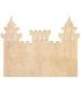 Alfombra castillo beige