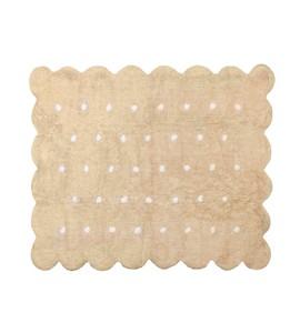 Alfombra cookie beige