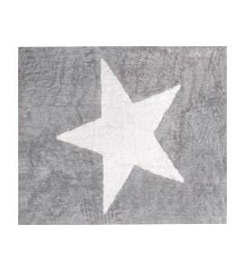 Alfombra estela gris