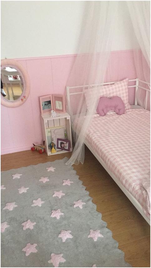 Alfombra habitación Martina